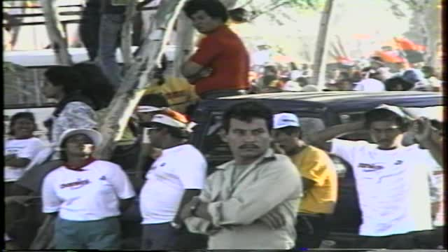 Southwest Voter Research Institute election observation in Nicaragua 1990 [6 of 19]