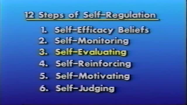 Using Peer Modeling to Teach Self-Regulation