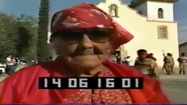 People of the Sun: The Tiguas of Ysleta, Unedited Tapes 13-15